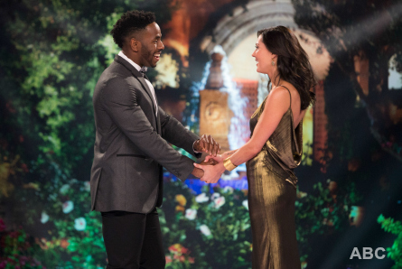 The Bachelor 22 finale part 2, Becca is The Bachelorette