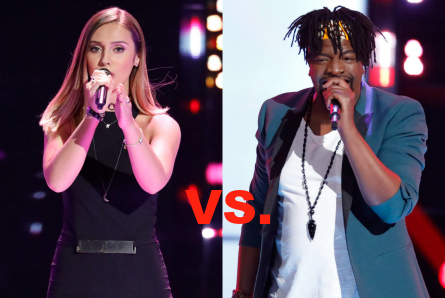 The Voice 14 Battles, Jackie vs. D.R.