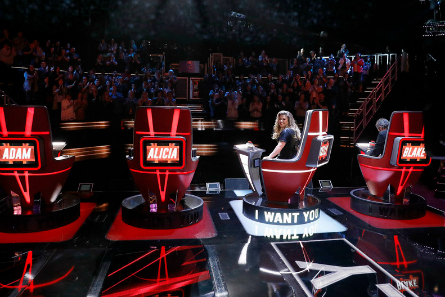 The Voice 14 Blind Auditions, Kelly Clarkson