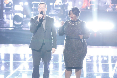 The Voice 14 Knockouts week 2, Tish Haynes