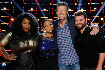The Voice 14 live shows week 1, Team Blake