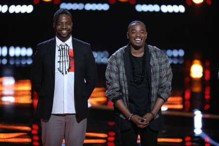 The Voice 14 Live Playoffs week 2, Bottom two Rayshun, D.R.