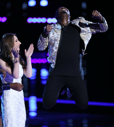 The Voice 14 Live Shows week 4, Instant Save Rayshun Lamarr
