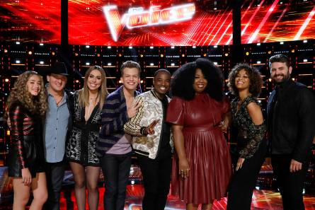 The Voice 14 Live Shows week 4 Top 8