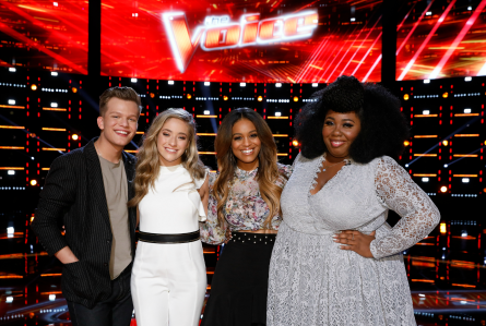 The Voice 14 Semi Finals Results Top 4