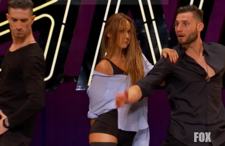 Sytycd 15 auditions, Marcus, Magda, Allen