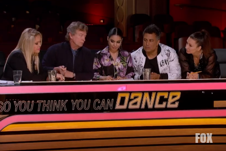 Sytycd season 15 Academy, judges and Nappytabs