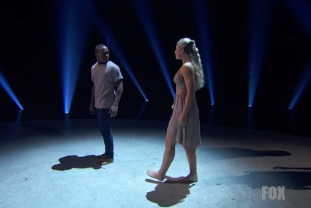 SYTYCD 15 Top 10 Live Show 2, Jay Jay and Jensen
