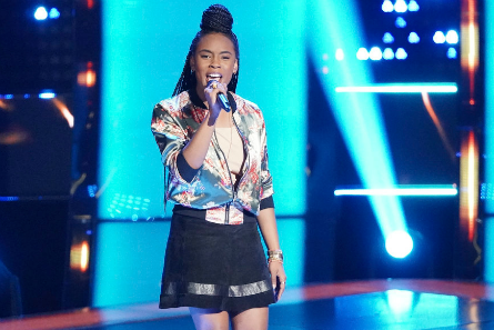 The Voice 15 premiere, Kennedy Holmes