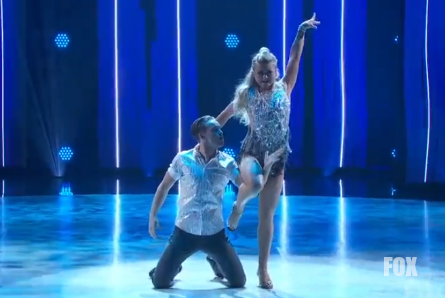 SYTYCD 15 Top 4 perform, week 5 live show, Slavik, Jensen