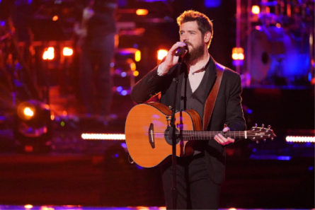 The Voice 15 Knockouts, Keith Paluso