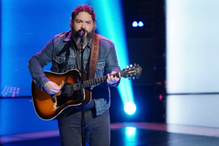 The Voice 15 Blind Auditions week 2, Dave Fenley
