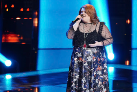 The Voice 15 Blind Auditions week 2 Makenzie Thomas