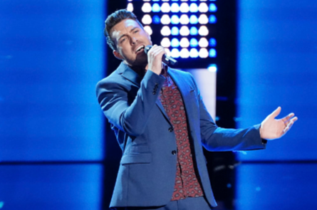 The Voice 15 Blind Auditions week 2, Steve Memmolo