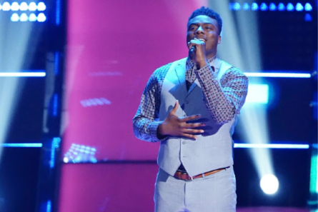 The Voice 15 Blind Auditions week 3, Kirk Jay