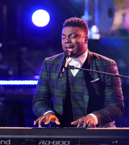 The Voice 15 knockouts week 2, Kirk Jay