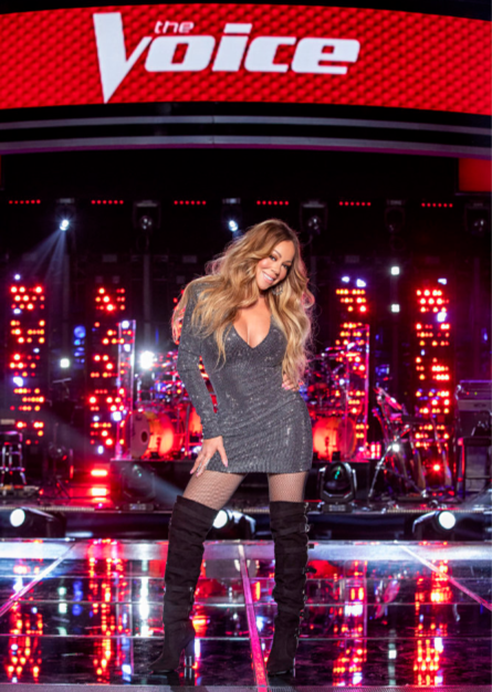 The Voice 15 Knockouts week 2, Mariah Carey