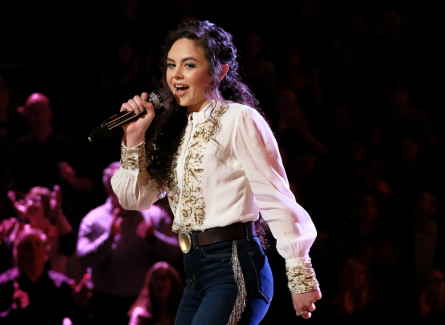 The Voice 15 live shows week 2, Chevel Shepherd