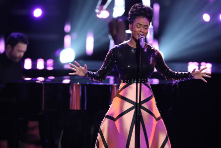The Voice 15 live shows week 3, Kennedy Holmes