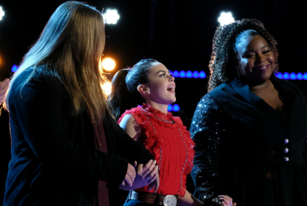 The Voice 15 live shows week 4 results, Chevel Shepherd