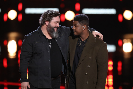The Voice 15 live shows week 4 results, Dave Fenley, DeAndre Nico