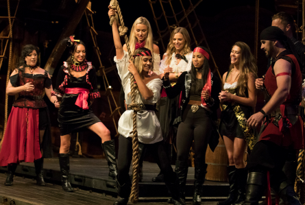 The Bachelor 2019 pirate group date one
