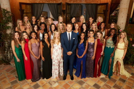 The Bachelor 2019, Colton with thirty women