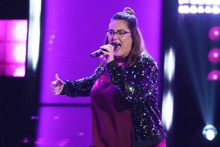 The Voice 16 blind auditions week 1, Kim Cherry