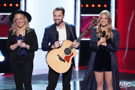 The Voice 16 blind auditions week 1, The Bundys