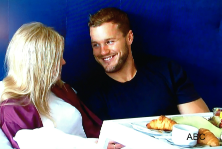 The Bachelor 23 Finale Tuesday, Colton, Cassie