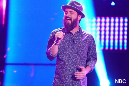 The Voice 16 blind auditions week 2, Patrick McAloon