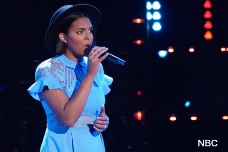Voice 16 blind auditions week 4, Cecily Hennigan