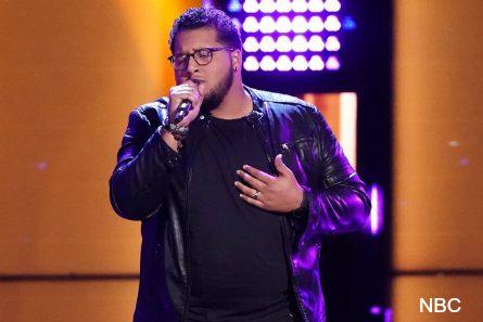Voice 16 blind auditions week 4, David Owens