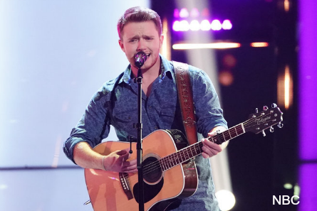 Voice 16 blind auditions week 4, Jackson Marlow