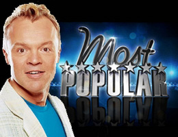 """Graham Norton returns to the USA with """"Most Popular""""."""