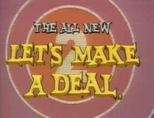 Let's Make A Deal remake