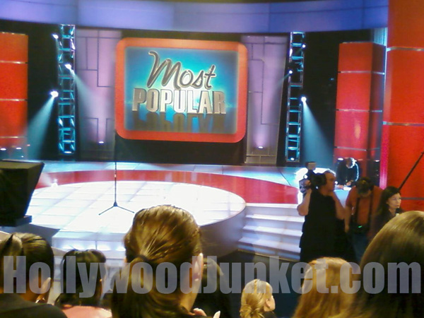 """""""Most Popular"""" female audience is an important part of this game show."""