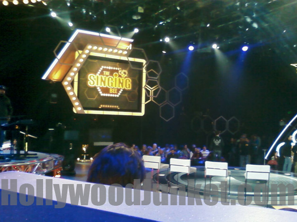 """Hannah Montana"" stage is used for this season of CMT's ""The Singing Bee""."