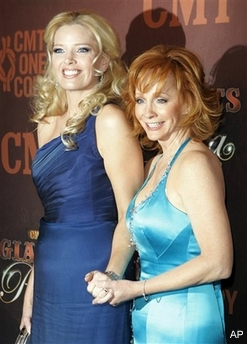 Reba will join Peterman this season for a cameo!