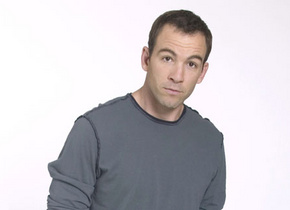 "Comedian and actor, Bryan Callen is host of ""Bank of Hollywood""."