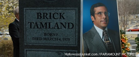 Anchorman2, Steve Carell