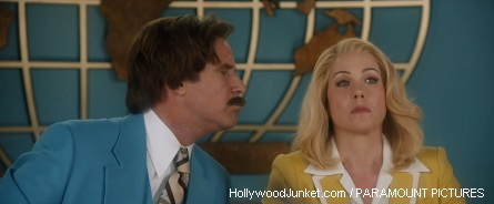 Will Ferrell, Christina Applegate, ANCHORMAN 2