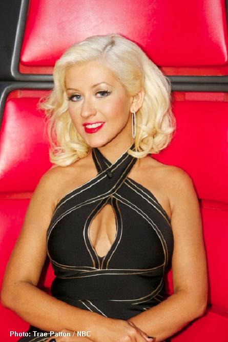 The Voice Christina Aguilera Battle Rounds