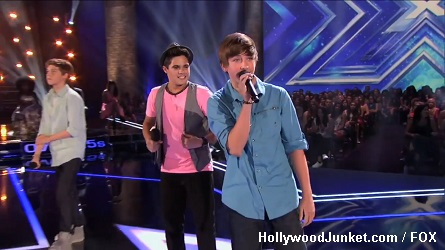 Forever In Your Mind X Factor Four Chair Challenge