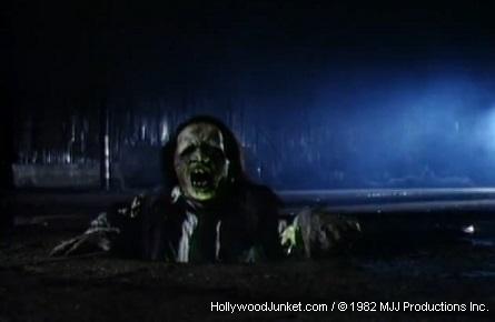 Zombie Night, Thriller