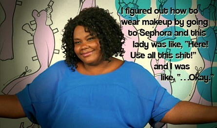 GSN Mind of a Man, Nicole Byer