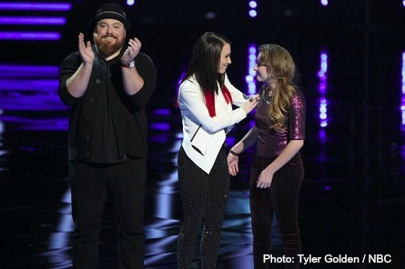 The Voice Caroline Pennell Instant Save