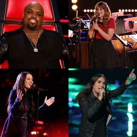 The Voice Team CeeLo