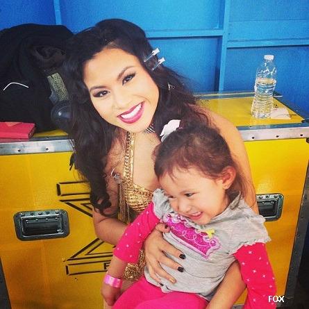 X Factor USA Ellona Santiago