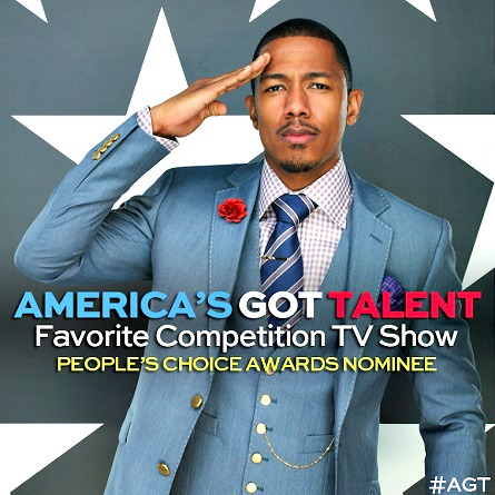 AMERICA'S GOT TALENT Host Nick Cannon